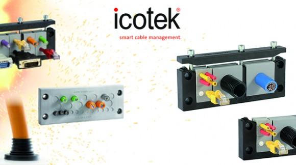 Para ambientes explosivos, pasacables ATEX de ICOTEK