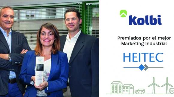 Premiados por el mejor Marketing Industrial