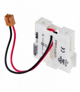 Módulo iluminación seta MAL para cámaras de contactos, Serie M
