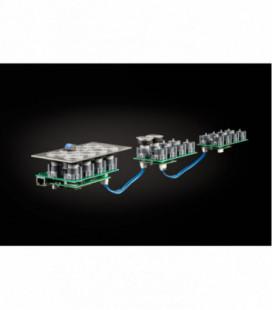 Paneles de pulsadores personalizados