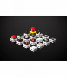 Familia completa OKTRON , formato Saliente, IP65, taladro Ø 16