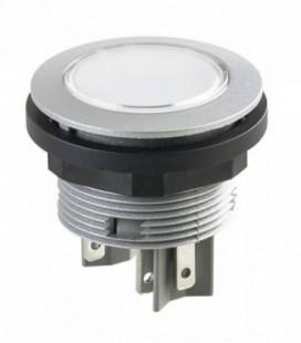 Pulsador STLI, formato rasante, IP67, taladro Ø 22, Serie SHORTRON