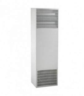 Aire acondicionado industrial para interperie. Familia completa Compact Outdoor, desde 290W hasta 5200W, IP56, montaje lateral e