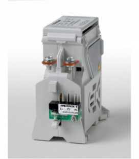 Contactor corriente continua de alta tensión. Familia completa C294, 1200Vdc, 40A, 2NA, 24/36/48/72/110Vdc, Schaltbau