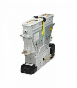 Contactor corriente continua bidireccional de alta tensión, 3600Vdc, 800A, 1NA, 24Vdc, serie CT, Schaltbau