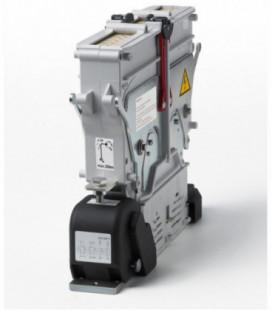 Contactor corriente continua bidireccional de alta tensión, 1800Vdc, 400A, 1NA, 24Vdc, serie CT, Schaltbau
