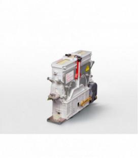 Contactor corriente continua bidireccional de alta tensión, 1800Vdc, 800A, 1NA, 24Vdc, serie CT, Schaltbau