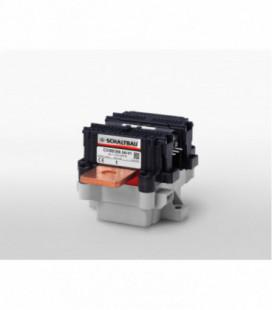 Contactor corriente continua bidireccional, 60Vdc, 300A, 1NA, 48Vdc, serie C310, Schaltbau