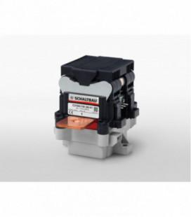 Contactor corriente continua bidireccional, 1500Vdc, 150A, 1NA, 24Vdc, serie C310, Schaltbau