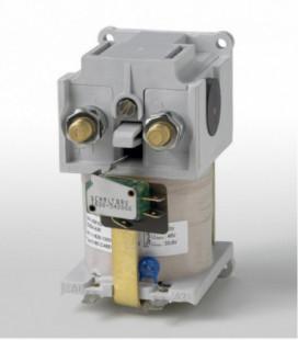 Contactor corriente continua, 150Vdc, 220A, 1NA, 24/36/48/72/80/110Vdc, serie C165, Schaltbau