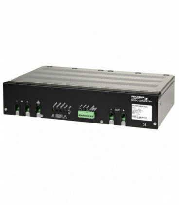 Convertidor DC DC en caja 2000W, Uin 20-300Vdc, Uout 24,28,36,48Vdc, POLYAMP