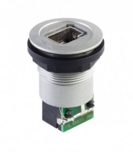 Conector RJ45 RRJ_RJ45_STB para conectores frontales, SCHLEGE, Serie RONTRON-R-JUWEL