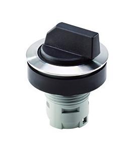 Interruptor selector de maneta RRJVASTB, rasante, IP65, taladro Ø 22, Serie RONTRON-R-JUWEL