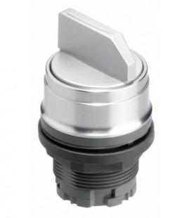 Interruptor selector RVAWC_..., formato Saliente, IP65, taladro Ø 22, Inox, Serie RVA