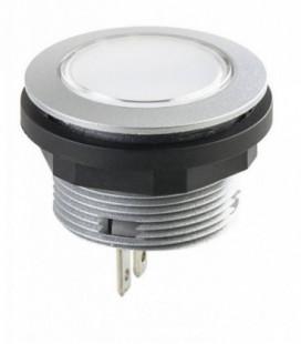 Pulsador SCTF, formato rasante, IP67, taladro Ø 22, Serie SHORTRON