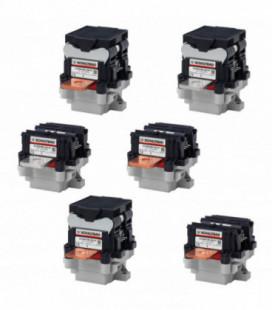 Contactor corriente continua bidireccional. Familia completa C310, 1500Vdc, 150/300/500A, 1NA, 24/48Vdc, Schaltbau