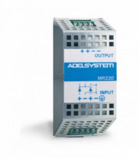 Cajas de Diodos 25A, 10-60V, ADEL SYSTEMS