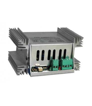 Fuente de Alimentación AC DC carril DIN 240W, Uin 24-32Vac, 33-45 Vdc. Uout 24Vdc, ADEL SYSTEMS