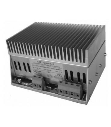 Fuente de Alimentación AC DC carril DIN 480W, Uin 24-32Vac, 33-45 Vdc. Uout 24Vdc, ADEL SYSTEMS