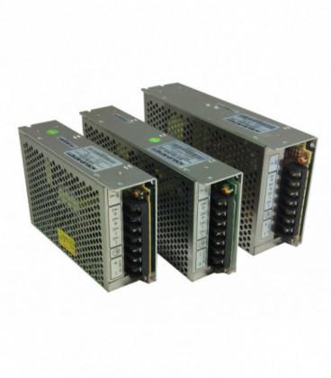 Convertidor DC DC en caja 200W, Uin 18-36Vdc, Uout 24Vdc, ADEL SYSTEMS