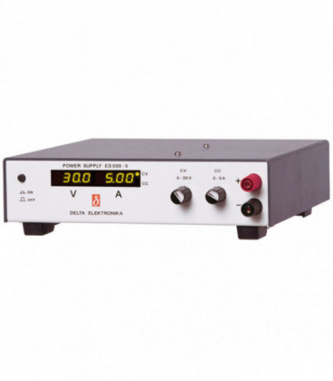 Fuente de alimentación programable DC 150W, Uout 0-15V/ 0-10A, DELTA ELEKTRONIKA