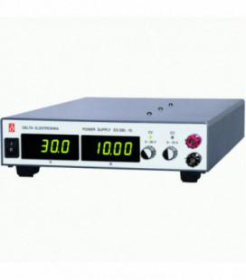 Fuente de alimentación programable DC 300W, Uout 0-30V/ 0-10A, DELTA ELEKTRONIKA