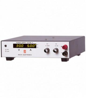 Fuente de alimentación programable DC 150W, Uout 0-300V/ 0-0,5A, DELTA ELEKTRONIKA