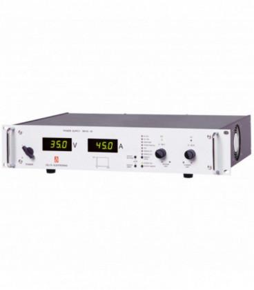 Fuente de alimentación programable DC 1500W, Uout 0-120V/ 0-13A, DELTA ELEKTRONIKA