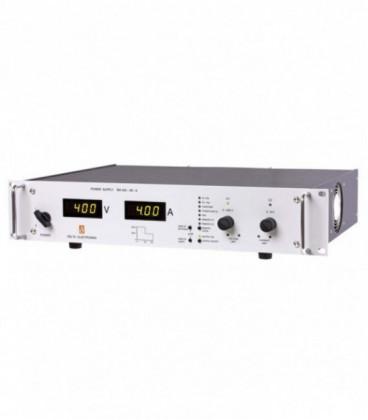Fuente de alimentación programable DC 1500W, Uout 0-400V/ 0-8A, DELTA ELEKTRONIKA