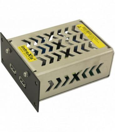 Cargador de baterias USB ferroviario 10W, Uin Vac monofásica, Uout 5Vdc, intreXis