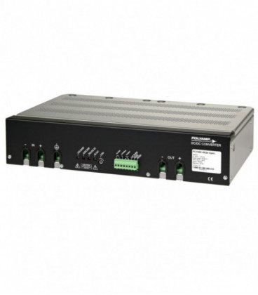 Convertidor DC DC en caja 1400W, Uin 20-300Vdc, Uout 24,28,36,48Vdc, POLYAMP
