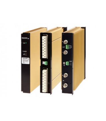 Convertidor DC DC en caja 600W, Uin 20-550Vdc, Uout 125Vdc, POLYAMP