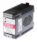 Convertidor DC DC carril DIN 60W, Uin 18-75Vdc, Uout 24Vdc, TRACO POWER