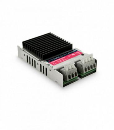 Convertidor DC DC en caja 20W, Uin 9-160Vdc, Uout 5, 12, 15, 24Vdc, TRACO POWER