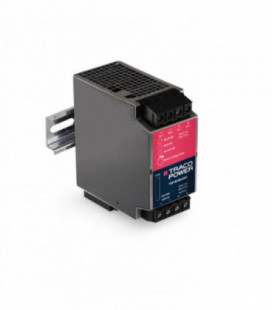 UPS DC carril DIN 360W, Uin 24Vdc, Uout 24,48Vdc, 10A, TRACO POWER