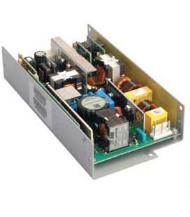 Fuente de Alimentación AC DC configurable multisalida 300W,Vac mononfásica, Uout 1,8, 3,3, 5, 12, 15, 24Vdc, TDK-LAMBDA