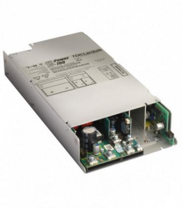 Fuente de Alimentación AC DC configurable multisalida 700, 1150, 1450W, Uin Vac monofásica, Uout 3,2-63Vdc, TDK-LAMBDA