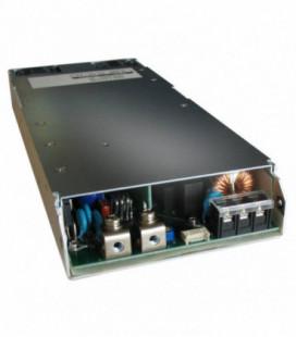 Fuente de Alimentación AC DC en caja 1000,1600,2500W, Uin Vac monofásica, Uout 24, 32, 48Vdc, TDK-LAMBDA