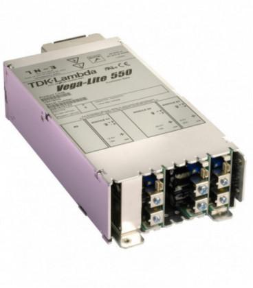 Fuente de Alimentación AC DC configurable multisalida 550, 700, 900W, Uin Vac monofásica, Uout 1,8-56Vdc, TDK-LAMBDA