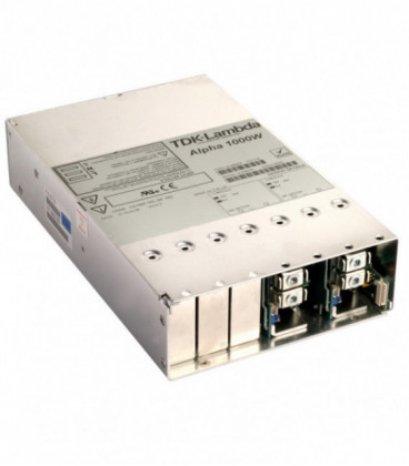 Fuente de Alimentación AC DC configurable multisalida 1000, 1500W, Uin Vac monofásica, Uout 1,8-48Vdc, TDK-LAMBDA