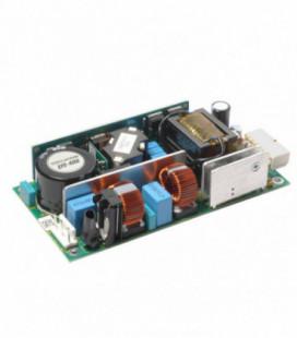 Fuente de Alimentación AC DC configurable multisalida 400W, Uin Vac monofásica, Uout 12, 24Vdc, TDK-LAMBDA