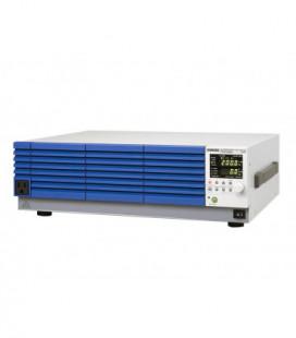 Fuente programable AC KIKUSUI. 1000VA. Rangos de trabajo 1-135Vac, 2-270Vac. RS-232 estándar. GPIB y USB opcional.