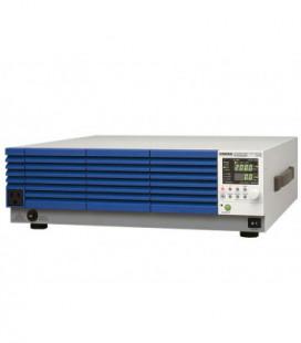 Fuente programable AC KIKUSUI. 2000VA. Rangos de trabajo 1-135Vac, 2-270Vac. RS-232 estándar. GPIB y USB opcional.