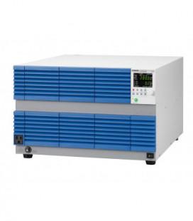Fuente programable AC KIKUSUI. 4000VA. Rangos de trabajo 1-135Vac, 2-270Vac. RS-232 estándar. GPIB y USB opcional.