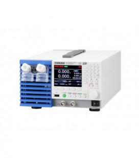 Carga electrónica DC KIKUSUI 200W. 1-150V, 0-40A. Modo CC, CC+CV, Cr, CR+CV, CV, CP, ARB