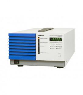 Sistema de testeo de baterias KIKUSUI. Sistema de testeo de baterías formado por una fuente de alimentación y una carga dinám