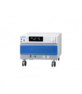 Fuente programable AC KIKUSUI. Fuente programable con salida AC 1000 VA. Salida 1-300Vac, 1,4-424Vdc. Iout max 10Aac