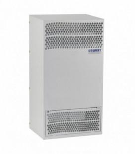 Aire acondicionado para intemperie, serie Compact Outdoor, 290W, IP56, montaje lateral externo, 230Vac, SEIFERT