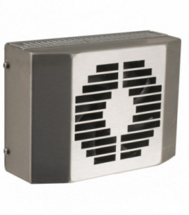 Refrigeradores Peltier, 30W, 12Vdc, montaje semiempotrado, IP66, carcasa inox AISI304, UL, SEIFERT