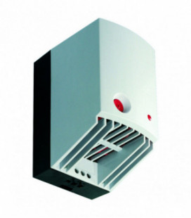 Resistencia calefactora con ventilador, serie CR 027, 475W, 230Vac, montaje carril, UL, STEGO